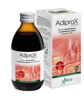 ABOCA ADIPROX ADVANCED CONCENTRATO FLUIDO 325g