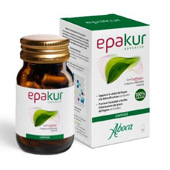 ABOCA EPAKUR ADVANCED 50 CAPSULE