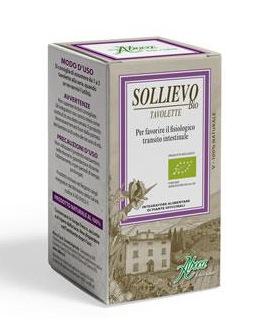 ABOCA SOLLIEVO BIO  90 tavolette da 400 mg