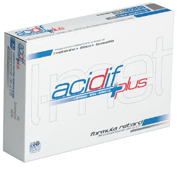 ACIDIF PLUS FORMULA RETARD 14 COMPRESSE