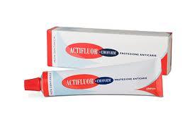 ACTIFLUOR BY EMOFORM PROTEZIONE ANTICARIE - PASTA DENTIFRICIA - 75 ML