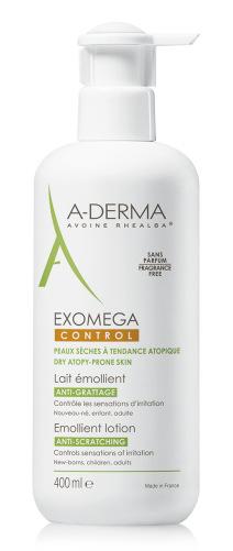 A-DERMA EXOMEGA CONTROL LATTE EMOLLIENTE 400ml