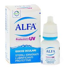 ALFA PROTEZIONE UV GOCCE OCULARI - 10 ML
