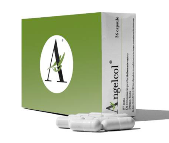 ANGELCOL 36 CAPSULE