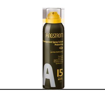 Angstrom - Spray Trasparente Solare Protettivo SPF 15   150ml