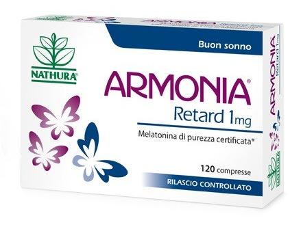 ARMONIA RETARD 1Mg 120 COMPRESSE