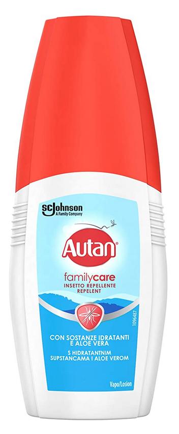 AUTAN FAMILY CARE VAPO INSETTO REPELLENTE 100 ml