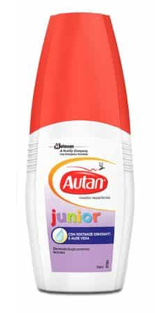 AUTAN JUNIOR VAPO INSETTO REPELLENTE 100 ML