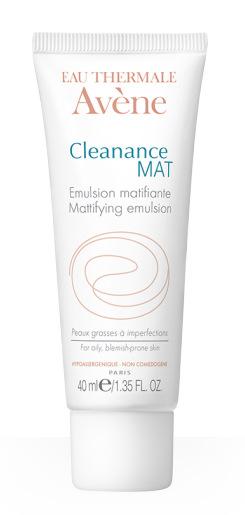 AVENE CLEANANCE MAT EMULSIONE SEBOREGOLATRICE OPACIZZANTE 40 ml