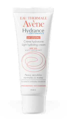 AVENE HYDRANCE OPTIMALE UV LEGGERA SPF20 40 ml