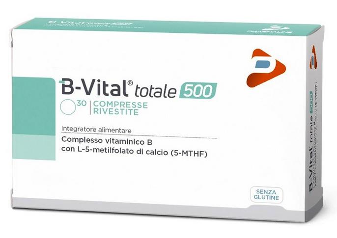 B VITAL TOTALE 500 INTEGRATORE ALIMENTARE 30 COMPRESSE