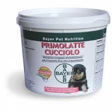 BAYER PRIMOLATTE CUCCIOLO - 250 G