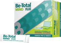 BE TOTAL MIND PLUS - INTEGRATORE ALIMENTARE - 20 BUSTINE