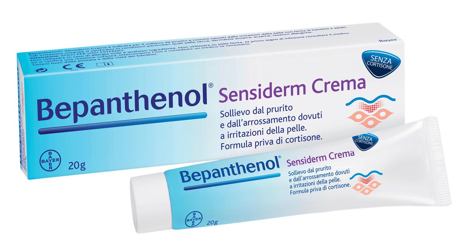 BEPANTHENOL SENSIDERM CREMA 50g