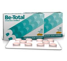 BE-TOTAL INTEGRATORE DI VITAMINA B - 20 COMPRESSE