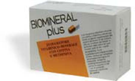 BIOMINERAL PLUS - INTEGRATORE VITAMINICO - 60 COMPRESSE