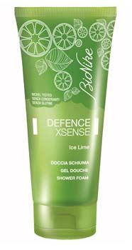 BIONIKE DEFENCE XSENSE DOCCIA SCHIUMA ICE LIME - 200 ML