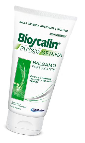 BIOSCALIN BALSAMO Fortificante 150 ml con Sincrobiogenina