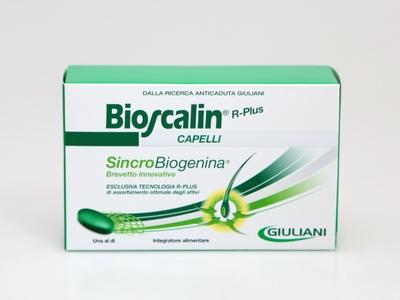 BIOSCALIN CAPELLI CON SINCROBIOGENINA 30 COMPRESSE ORA PHYSIOGENINA