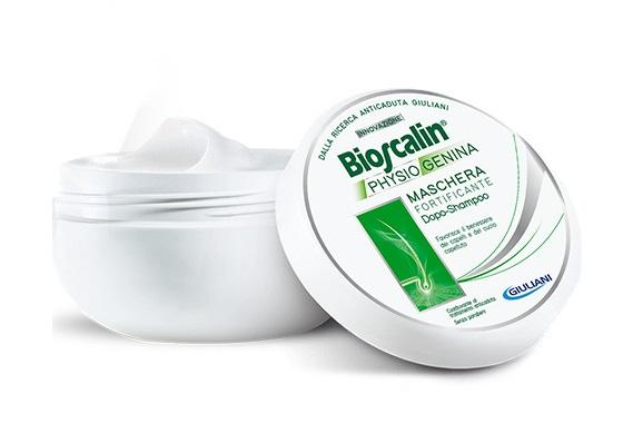 BIOSCALIN maschera fortificante 200 ml con cronobiogenina