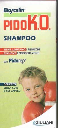 BIOSCALIN SHAMPOO PIDOKO 150 ml anti-pidocchi