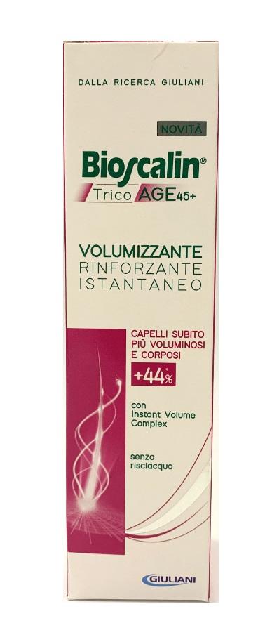BIOSCALIN TRICOAGE VOLUMIZZANTE RINFORZANTE ISTANTANEO 125 ml