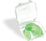 BITE DR.BRUX anatomico personalizzabile per denti colore verde