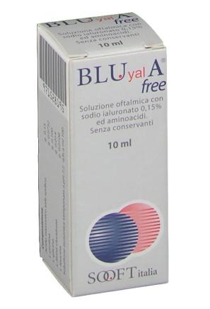 BLUYAL A FREE COLLIRIO MULTIDOSE 10 ml