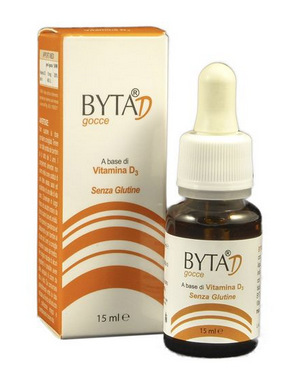 BYTA D GOCCE 15 ml