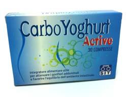 CARBO YOGHURT ACTIVE 30 Compresse