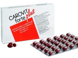 CAROVIT FORTE PLUS - 30 CAPSULE