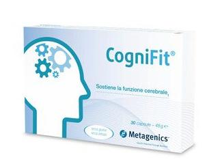 COGNIFIT METAGENICS 30 SOFTGELS