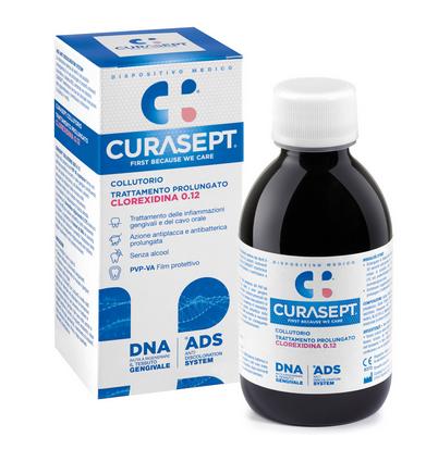 CURASEPT COLLUTORIO 200 ml Trattamento prolungato ads 012
