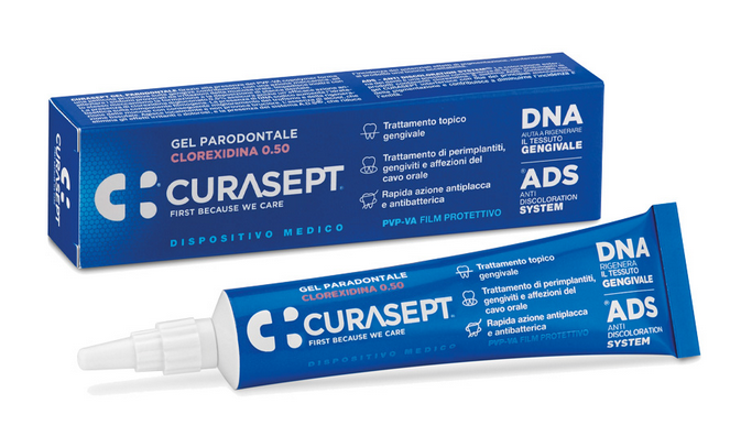 CURASEPT GEL Paradontale 30 ml ADS 0,5