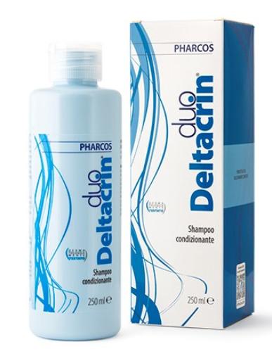 DELTACRIN DUO SHAMPOO CONDIZIONANTE 250 ml