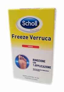 DR SCHOLL FREEZE VERRUCA