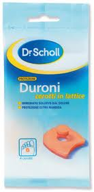 DR SCHOLL PROTEZIONE DURONI CEROTTI IN LATTICE