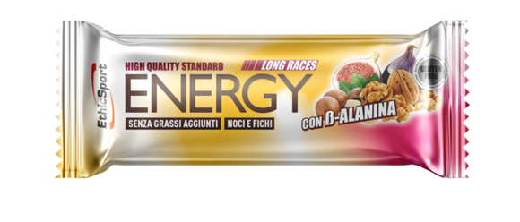 ENERGY LONG RACES NOCI E FICHI 5 PEZZI