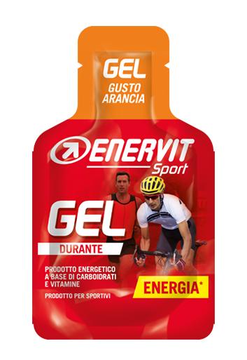 ENERVIT SPORT GEL ARANCIA 5 BUSTINE