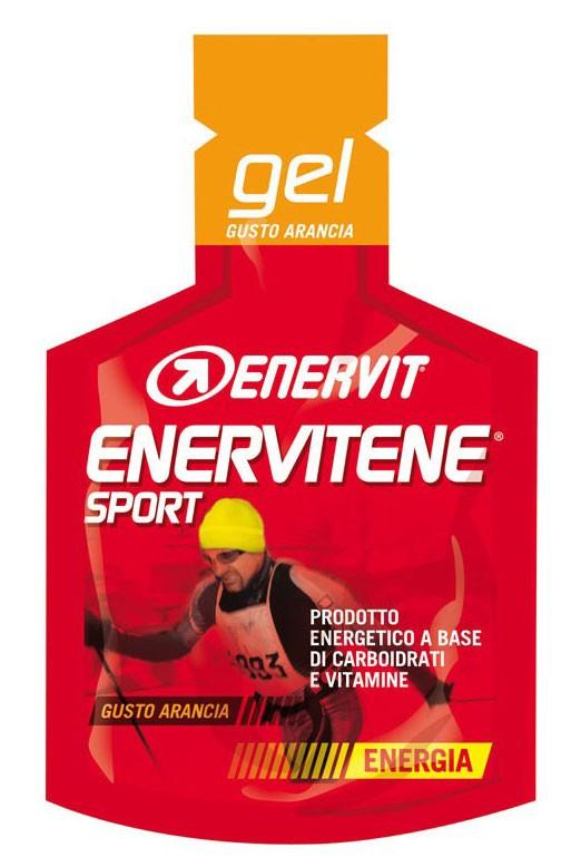 Enervitene Sport gel gusto arancia 5 bustine