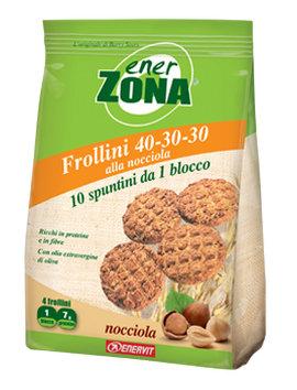 ENERZONA FROLLINI 40 30 30 NOCCIOLA 250g