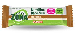 ENERZONA NUTRITION BAR 40-30-30 NOCCIOLA 1Pz