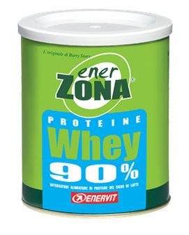 ENERZONA PROTEINE WHEY 90% 216g