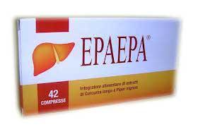 EPAEPA INTEGRATORE ALIMENTARE PER IL BENESSERE EPATICO - 42 COMPRESSE