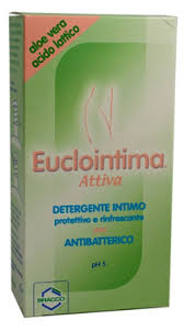 EUCLORINTIMA ATTIVA CON ANTIBATTERICO NATURALE - 200 ML