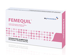 FEMEQUIL INTEGRATORE ALIMENTARE 30 COMPRESSE