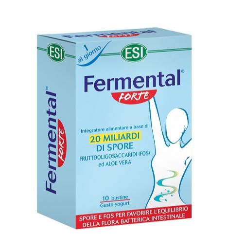 FERMENTAL FORTE 10 BUSTINE