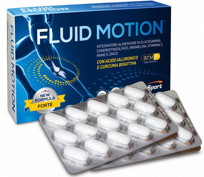 Fluid Motion 30 compresse