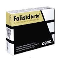 FOLISID FORTE INTEGRATORE ALIMENTARE A BASE DI FERRO - 30 CAPSULE