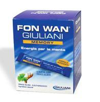 FON WAN GIULIANI MEMORY - 12 BUSTINE DA 10 ML